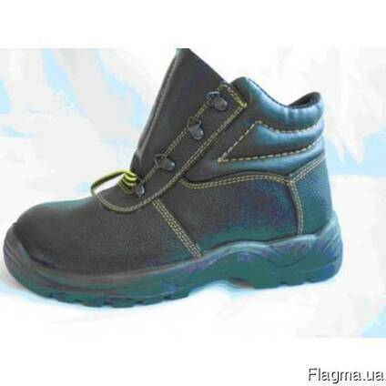 Ботинки юфтевые ПУП (МАН)