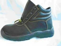 Ботинки юфтевые ПУП (МАН) - фото 1
