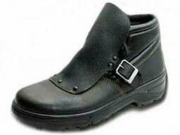 Ботинки юфтевые Сварщик с жестким подноском