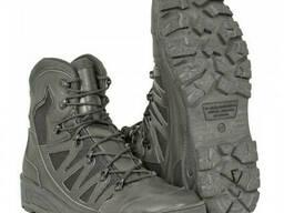 Ботинки зимние Gore-Tex Skystep Cobra 925 кожа / кордура черные