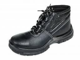 Литевые ботинки Профит с мет. носком
