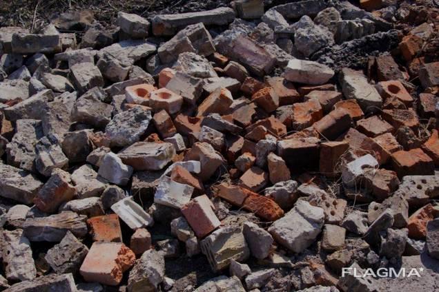 Купить бой бетона кирпича проектирование и подбор бетонной смеси