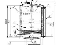 Бойлер 1м3 - емкости из нержавейки