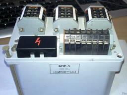 БПР-5 Блок переключения резерва Модуль контроллеров Ломиконт