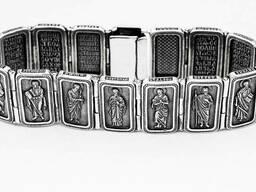 Браслет мужской Двенадцать Апостолов