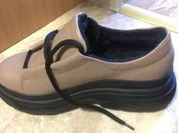 Брэндовые женские ботинки