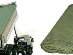 Брезент для зерновозов с люверсами грузовиков накрытие шторы