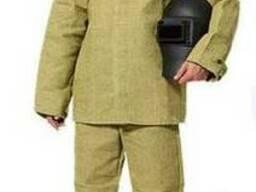 """Брезентовый костюм для сварщика """"Рони"""" - photo 1"""