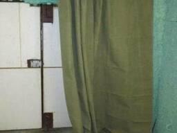 Брезентовые шторы, перегородки, завесы из брезента