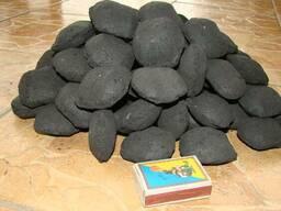 Брикет древесно-угольный