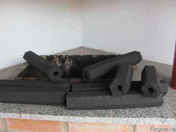 Брикет древесноугольный типа Pini-Kay