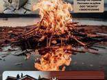 Пиникей Pini Kay Топливный брикет Экспорт из Украины Биотопливо Экзито Дуб Сосна - фото 7