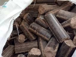Топливные брикеты дубовые нестро в Одессе оптом. 3450грн. - photo 2