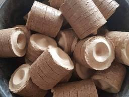 Брикети «Nestro» - екологічно чистий паливний брикет, вигот