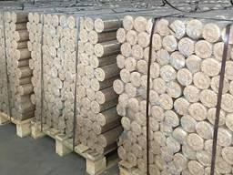 Брикети паливні типу Nestro / wood briquettes Nestro