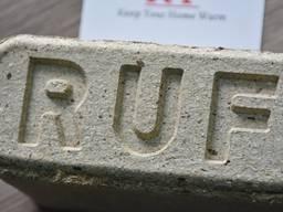 Брикети паливні типу РУФ / wood briquettes RUF