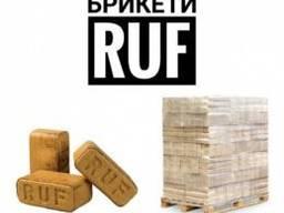 Брикети Ruf (сосна)