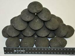Брикетированный уголь (угольный брикет)