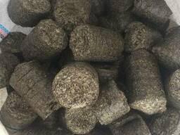 Брикеты топливные древесные