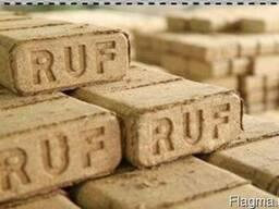 Брикеты RUF (из сосны)