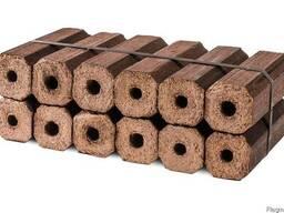 Брикеты топливные PiniKay (EcoBonfire) евро дрова