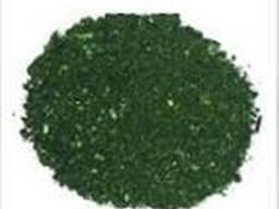 Бриллиантовый зеленый