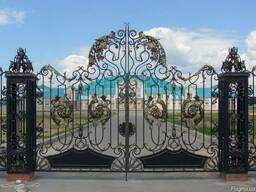 Бронедвери, решетки, ворота , заборы. Сварочные работы.