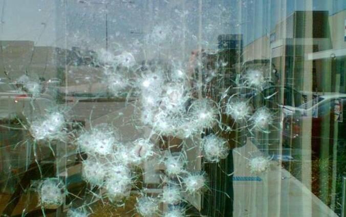 Бронирование окон, защитная плёнка на окна