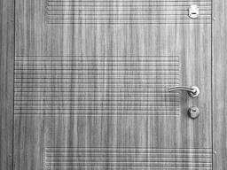 Бронированная дверь из сортового метала