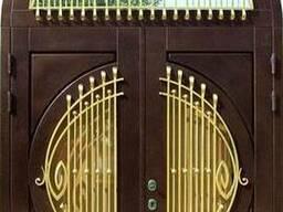 Бронированные двери под заказ (металлические входные двери)