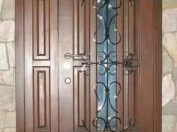 Бронированные двери, решетки, ворота