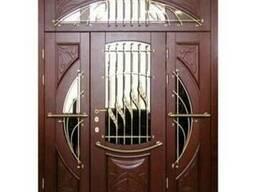 Бронированные двери в наличии и под заказ