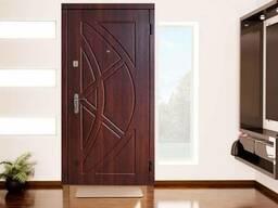 Бронированные двери Zimen в частный дом. - фото 3