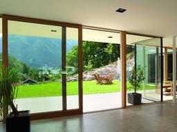 Бронированные окна и двери, бронированные жалюзи на окна