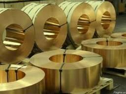 Бронза, бронза купить, бронза браж, бронза брб2, лента бронз