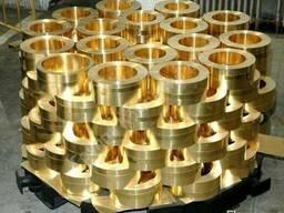 Латунная лента, фольга D - 0,2х200; 0,2х300мм(ЛС59Т; Л63Т)