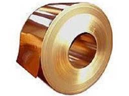Фольга , лента бронзовая 0, 15 х 200 мм