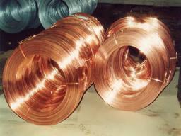 Проволока бронзовая 4мм БрКМЦ 3-1
