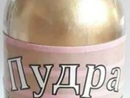 Бронзовая пудра (порошок) бутылка 50 гр