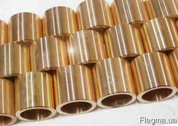 Бронзовые втулки, литье бронзы. БрАЖ 9-4; ОЦС 5-5-5.