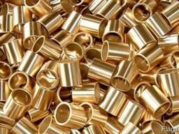 Труба бронзовая ОЦС 5-5-5, БрАЖ 9-4 цена гост купить