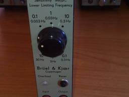 Bruel & Kjear тип -2624 -усилитель заряда