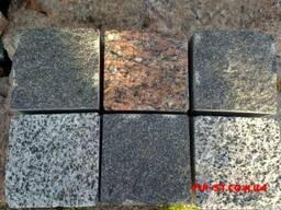 Бруківка гранітна коростішів - фото 2