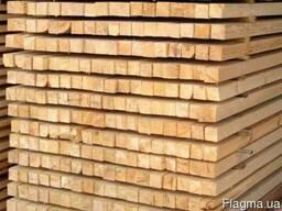 Брус, брусок деревянный 50х50мм