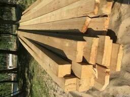 Брус дерево L=6.0 м. 150х150 мм купить