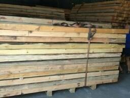Брус деревянный обрезной 100*100 сухой длина 2800- 2900 мм