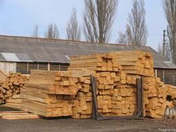 Шпалы деревянные пропитанные и не пропитанные. ГОСТ 78-2004.