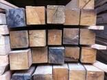 Брус дубовый 50*50 мм длиной от 1-4 метров - фото 3
