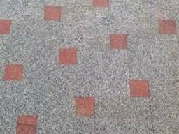 Брусчатка полнопиленная красная Лезники - фото 2