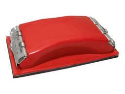 Брусок для шлифования 85x165 мм, металлический зажим для. ..
